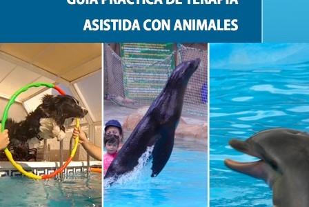 NUEVO LIBRO DE TERAPIA CON ANIMALES EN AGUA