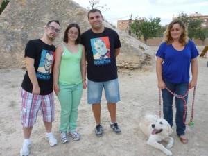 terapia asistida con animales Alicante