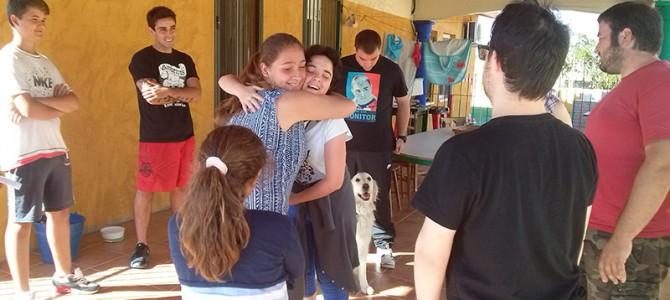 María, la sonrisa más bonita de Yes, They Can!